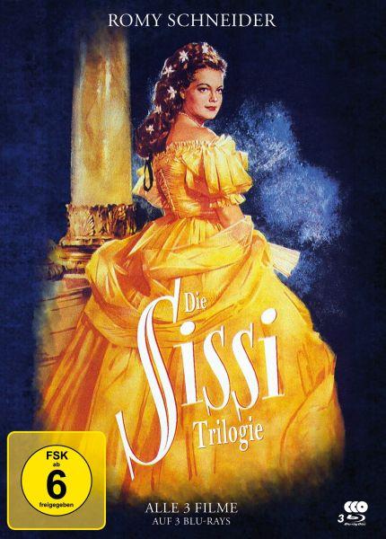 Sissi Trilogie - Special Edition Mediabook