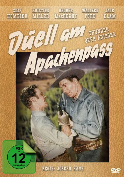 Duell am Apachenpass (Thunder Over Arizona)