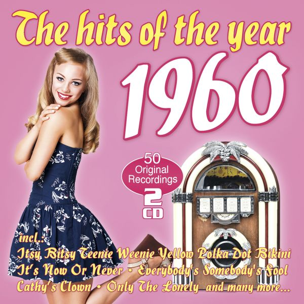 Various - The Hits Of The Year 1960