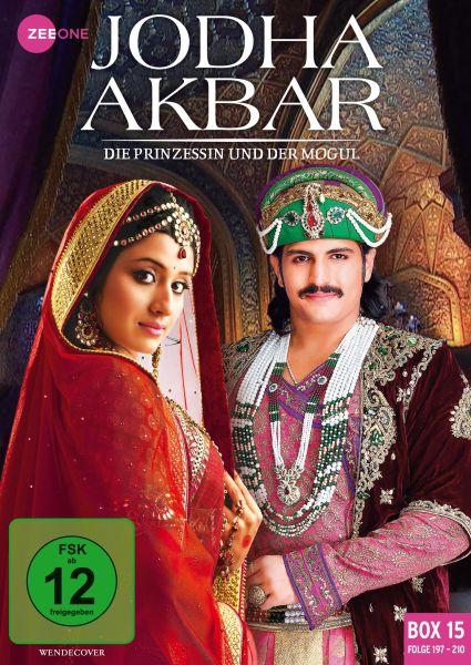 Jodha Akbar - Die Prinzessin und der Mogul (Box 15) (Folge 197-210)