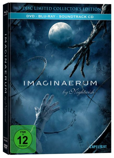 Imaginaerum By Nightwish (Limited Mediabook)