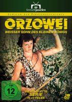 Orzowei - Weißer Sohn des kleinen Königs / Die komplette Serie in 13 Teilen