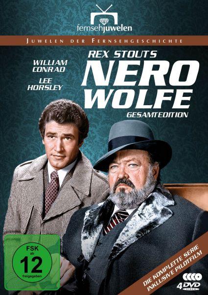 Nero Wolfe - Gesamtedition: Alle 14 Folgen plus Pilotfilm