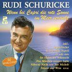 Schurike, Rudi - Wenn bei Capri die rote Sonne im Meer versinkt