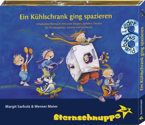 Sternschnuppe - Ein Kühlschrank ging spazieren
