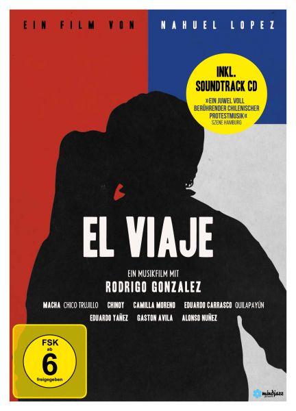 El Viaje - Ein Musikfilm mit Rodrigo Gonzalez (CD)