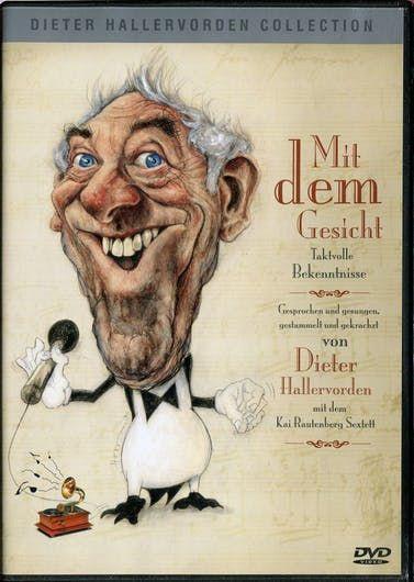 Dieter Hallervorden - Mit dem Gesicht (Live)