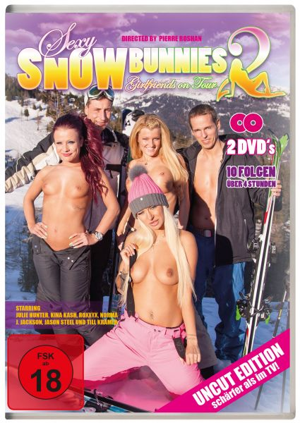Sexy Snow Bunnies: Staffel 2 - Girlfriends on Tour (2-Disc Uncut Edition)