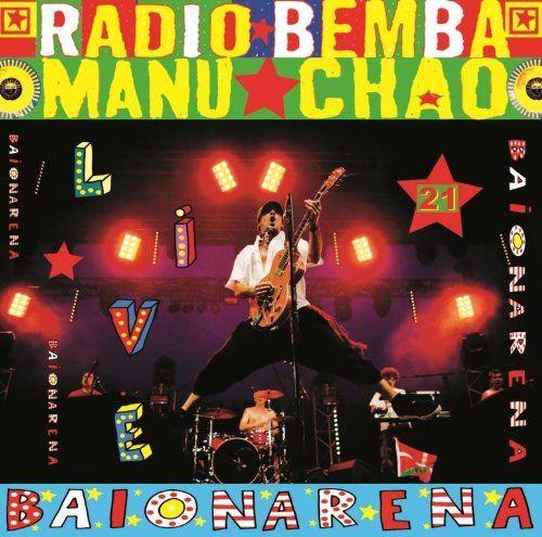 Manu Chao - Baionarena (3xLP + CD)