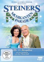 Peter Steiners Musikantenparade - Gesamtedition (Alle 11 Ausgaben der Theaterstadl-Spin-off-Reihe)