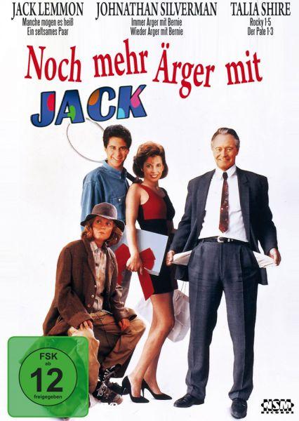 Noch mehr Ärger mit Jack
