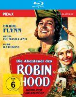 Die Abenteuer des Robin Hood - König der Vagabunden