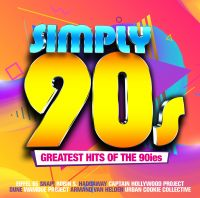 Various - Simply 90s - Greatest Hits Of The 90ies