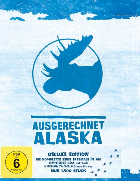 Ausgerechnet Alaska - 15 Blu-ray-Deluxe-Edition
