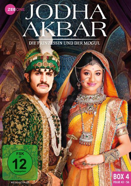 Jodha Akbar - Die Prinzessin und der Mogul (Box 4) (Folge 43-56)
