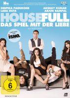 Das Spiel mit der Liebe - Housefull (Deutsche Fassung inkl. Bonus DVD)