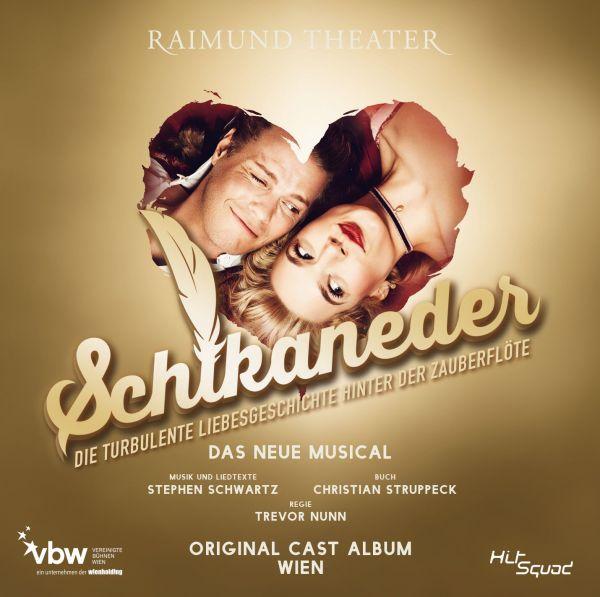 Original Cast Wien - Schikaneder - Original Cast Album Wien