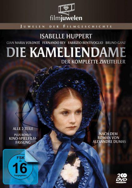 Die Kameliendame - mit Isabelle Huppert (Kinofassung + Extended Version)