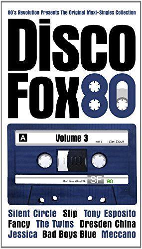 Various - Disco Fox 80 Vol. 3 - The Original Maxi-Singles Collection