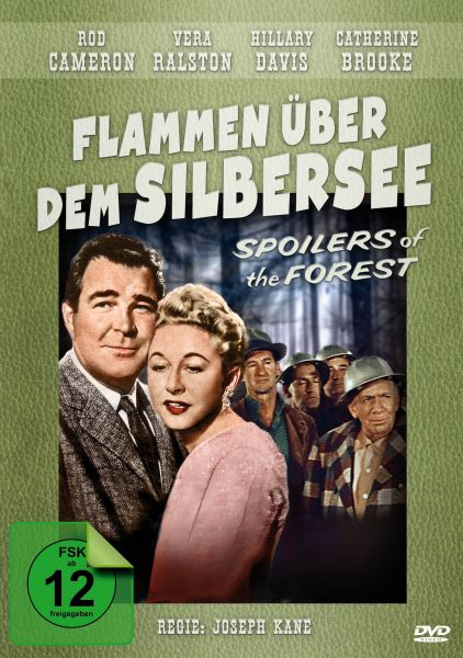 Flammen über dem Silbersee (Spoilers of the Forest)