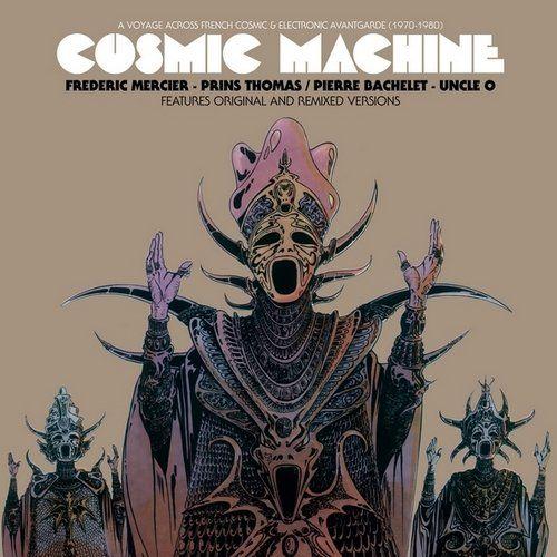 Cosmic Machine - Spirit / Motel Show