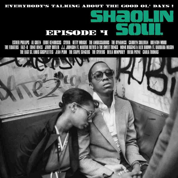 Various - Shaolin Soul Episode 4 (2LP+CD)