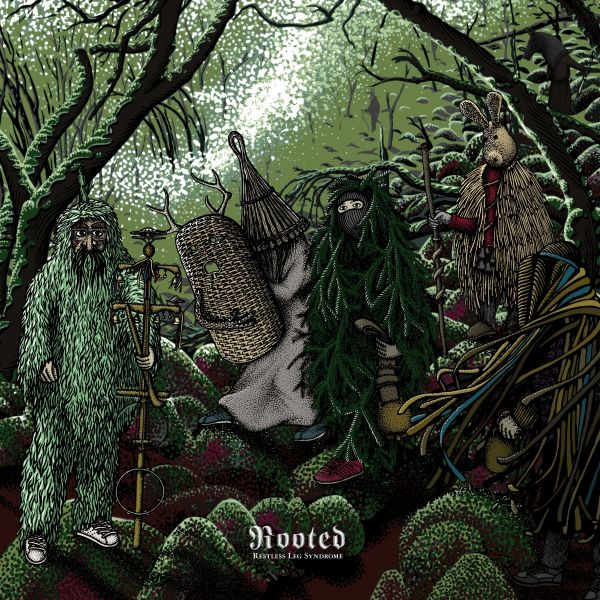 Restless Leg Syndrome - Rooted (LP)