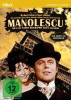 Manolescu - Die fast wahre Biographie eines Gauners