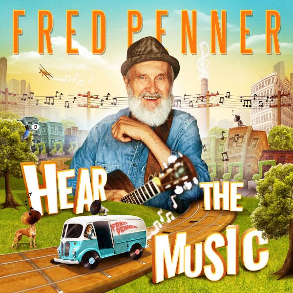 Penner, Fred - Hear The Music