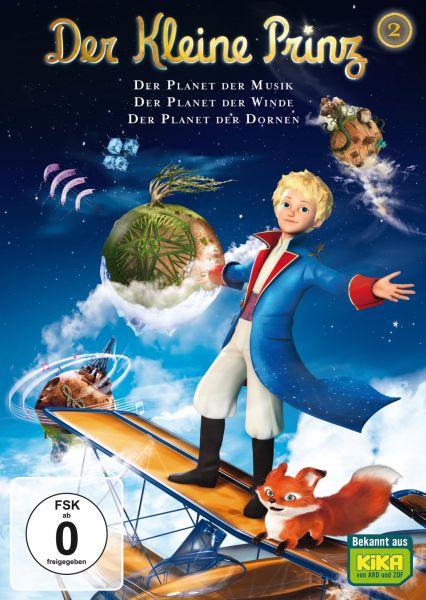 Der kleine Prinz - Vol. 2 (3 Geschichten)