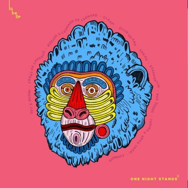 Various - One Night Stand Vol. 2 (pink LP)