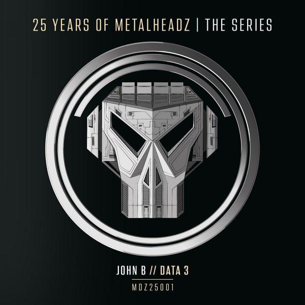 John B - 25 Years of Metalheadz - Part 1