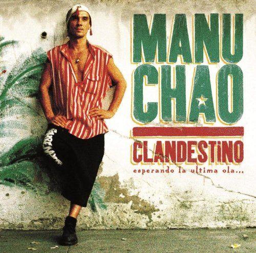 Manu Chao - Clandestino (2xLP + CD)