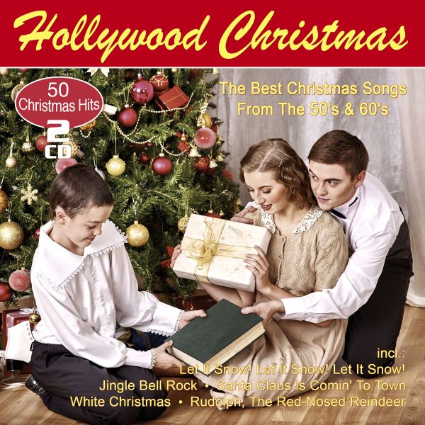 Various - Hollywood Christmas - The Best Christmas Songs From The 50's & 60's