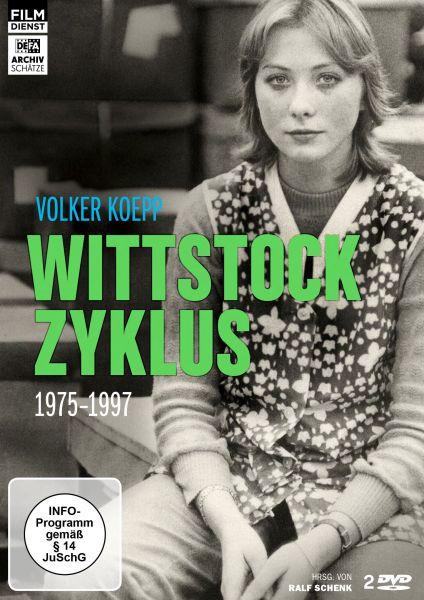 Volker Koepp - Wittstock (Der Wittstock-Zyklus. 1975-1997, 7 Filme) (Neuauflage)