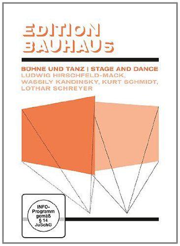 bauhaus bühne & tanz 2 - Ludwig Hirschfeld-Mack, Wassily Kandinsky, Kurt Schmidt, Lothar Schreyer