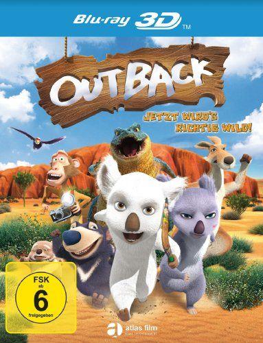 Outback - Jetzt wird's richtig wild! (3D Blu-ray)