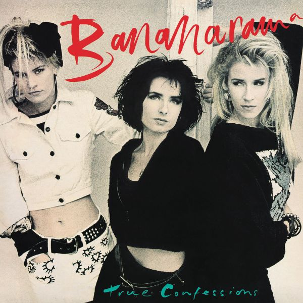 Bananarama - True Confessions (green LP+CD)
