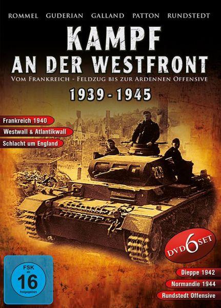 Kampf an der Westfront 1939-45
