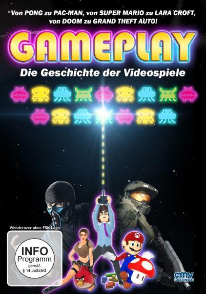 Gameplay - Die Geschichte der Videospiele