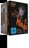 4 Filmklassiker als Mediabook im 4er Bundle (DVD + Blu-Ray)