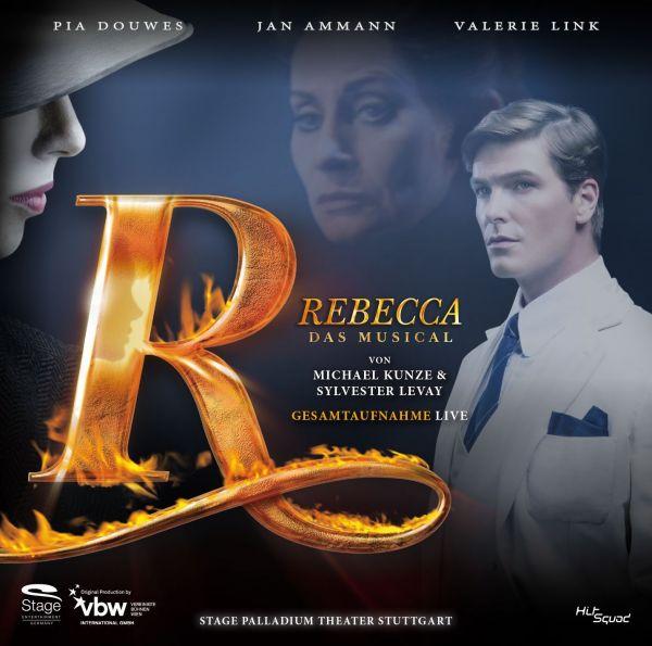 Original Cast Stuttgart - Rebecca - Das Musical - Gesamtaufnahme Live aus dem Palladiumtheater Stut
