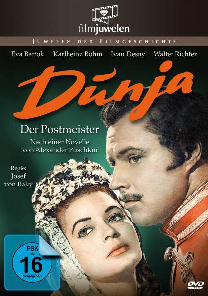 Dunja - nach der Erzählung Der Postmeister von Alexander Puschkin