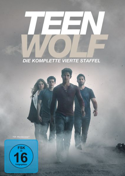Teen Wolf - Staffel 4 (Softbox)