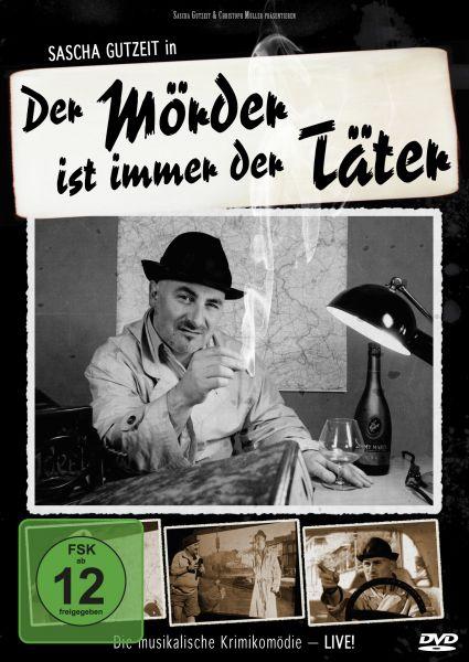 Der Mörder ist immer der Täter (DVD+CD)