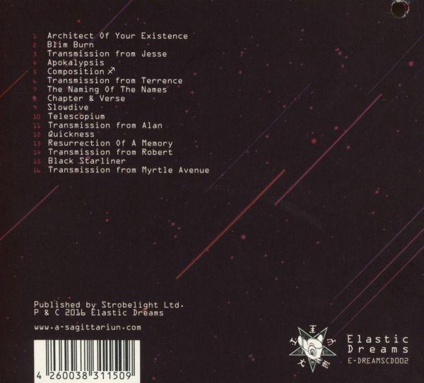 A Sagittariun - Elasticity