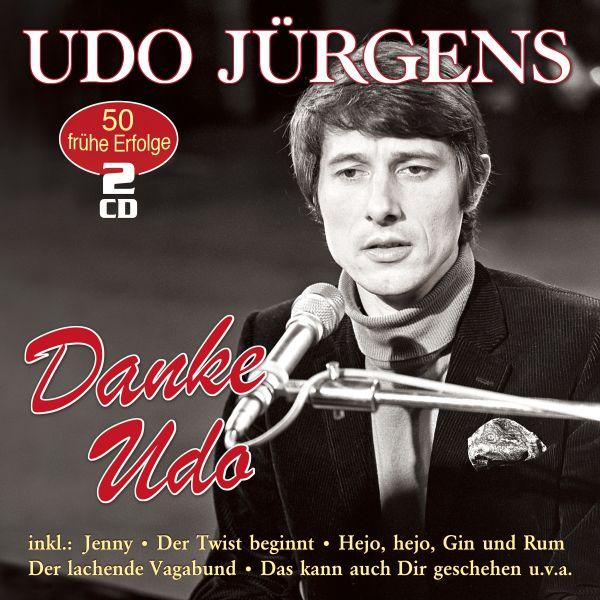 Jürgens, Udo - Danke Udo - 50 frühe Erfolge