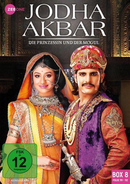 Jodha Akbar - Die Prinzessin und Der Mogul (Box 8) (Folge 99-112)