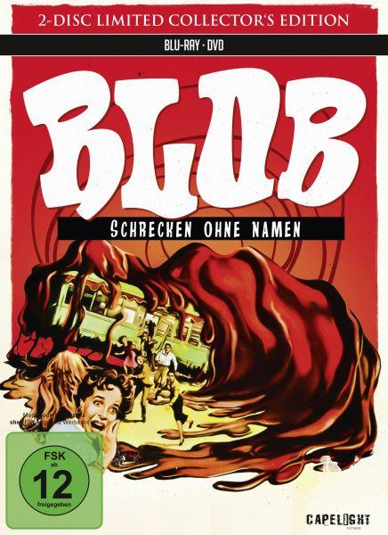 Blob - Schrecken ohne Namen (2-Disc Limited Collector's Edition, 4K-gemastered Mediabook)