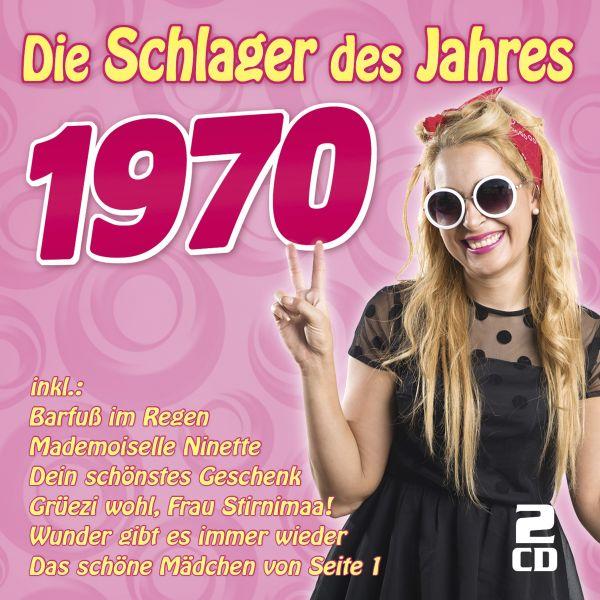 Various - Die Schlager des Jahres 1970